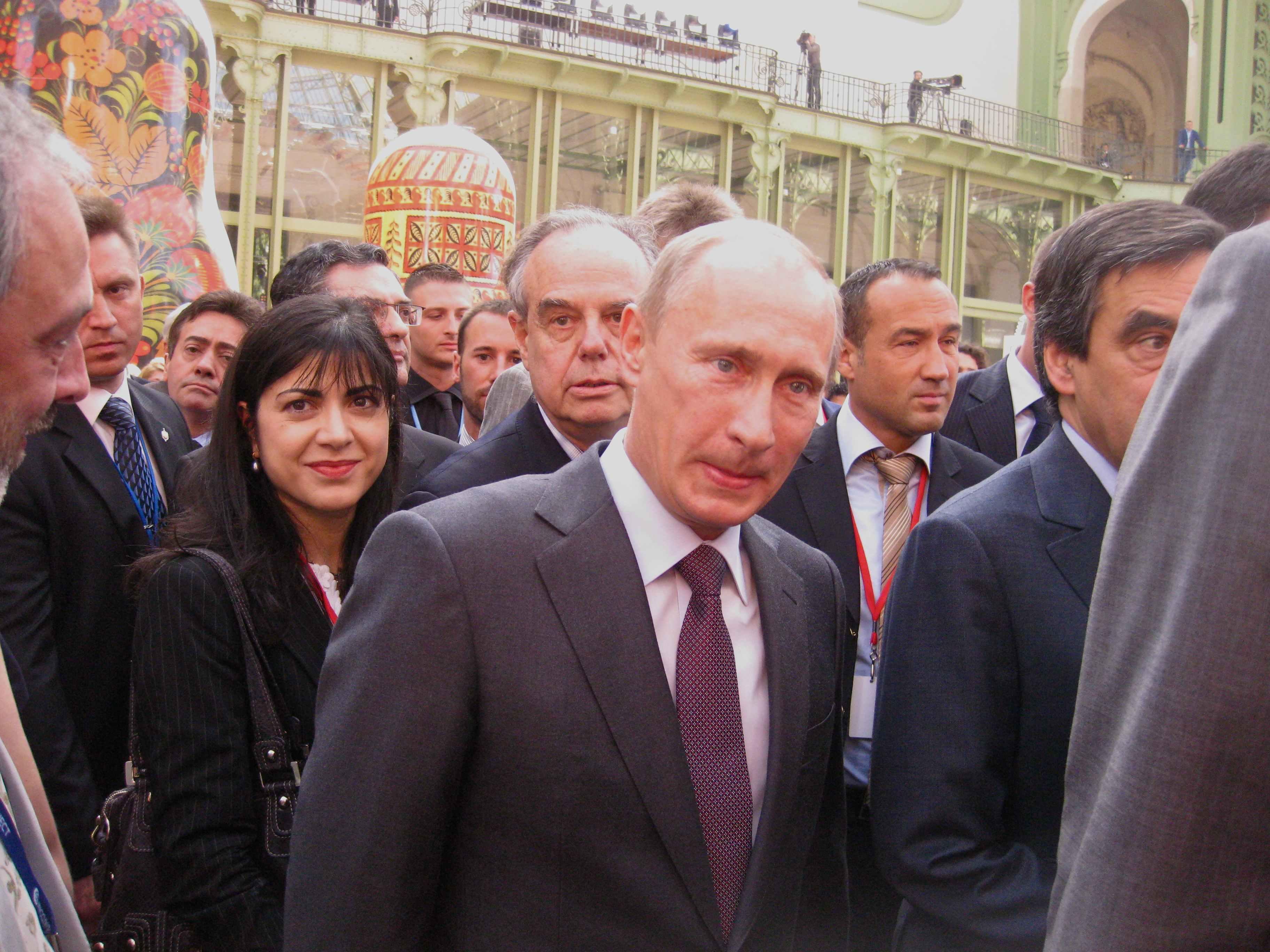 Rencontre franco russe nice