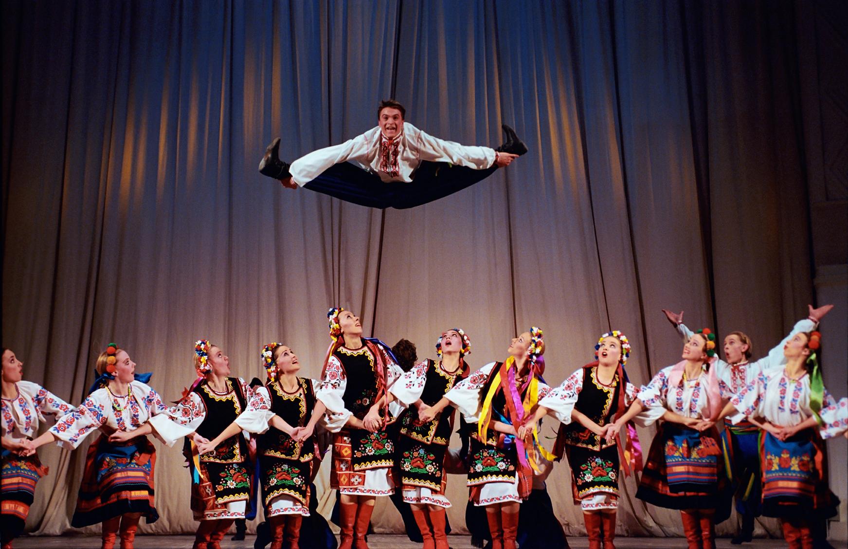 Poupes Russes - Spectacle de danses slaves Paris, France