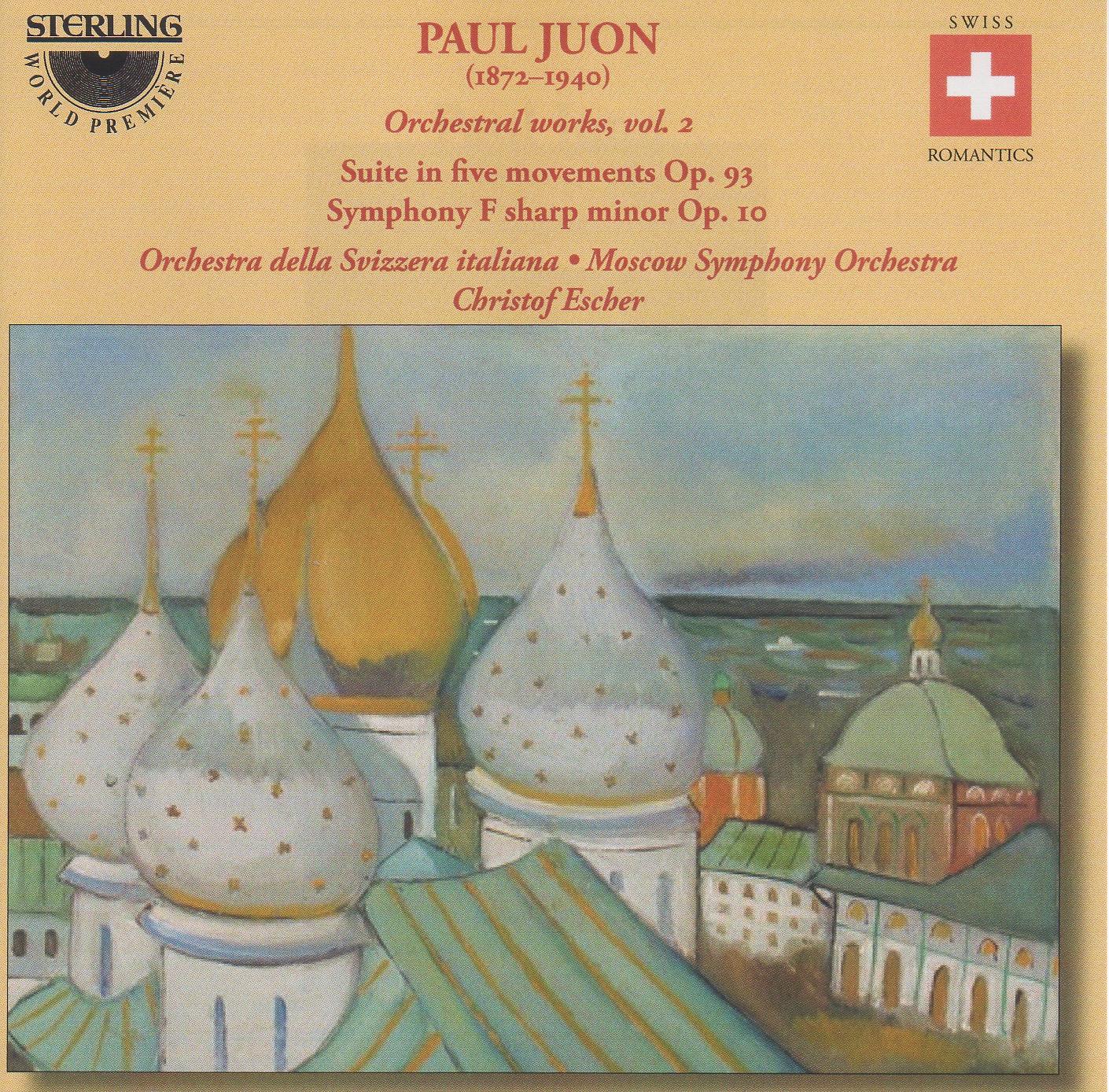 Vol II Paul Juon