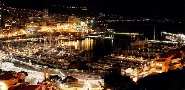 port-hercule-nuit